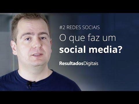 O que faz um Social Media? | REDES SOCIAIS #2