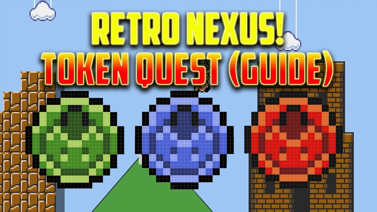 Graal Classic: How to Get All 3 Tokens Quest in Retro Nexus!