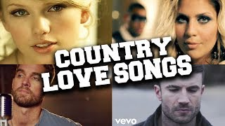 Top 50 Most Popular Country Love Songs