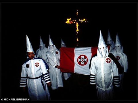 #Hillary #KKK Clinton Is A Friend Of The KKK California Branch Grand Dragon Leader Says