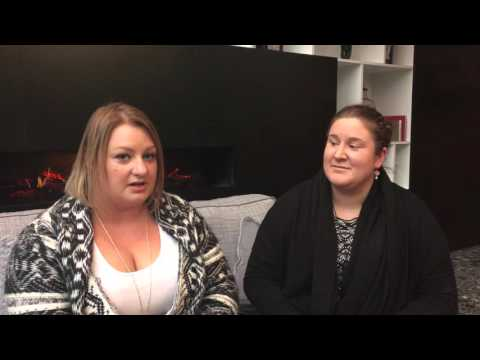 Chelsea and Kirsty talk about finding a Nanny job in London