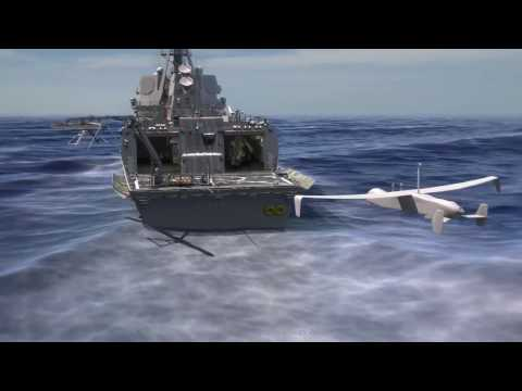 Aurora's SideArm Launch and Recovery System: Maritime Ops