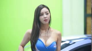 직캠 서울오토살롱 아름다운 섹시 미녀 레이싱걸 동영상 112