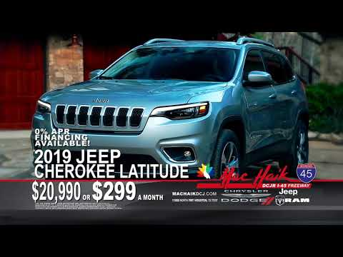 Mac Haik Dodge Chrysler Jeep Ram | The Summer of Jeep Sales Event