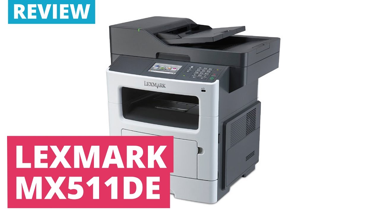 LEXMARK MX511 PRINTER DRIVERS FOR WINDOWS