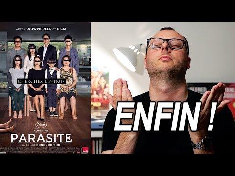 PARASITE - Critique ! Le meilleur film de l'année ? (Micro Spoiler à 6:30)