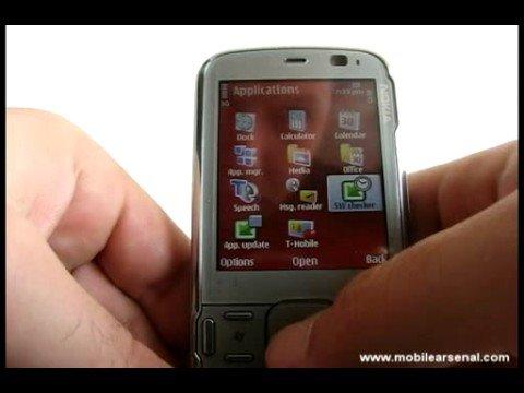 Nokia N79 short