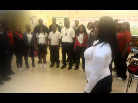 Wilcox Central High School Choir-God Bless America