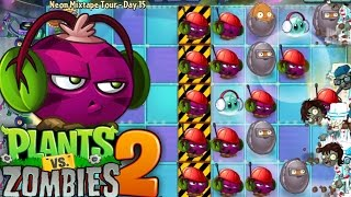 Plants vs. Zombies™ 2 - PopCap Neon Mixtape Tour Day 14-15