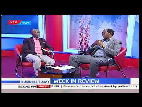 Forex Trader and Security Expert, Charles Njunguna in week in review
