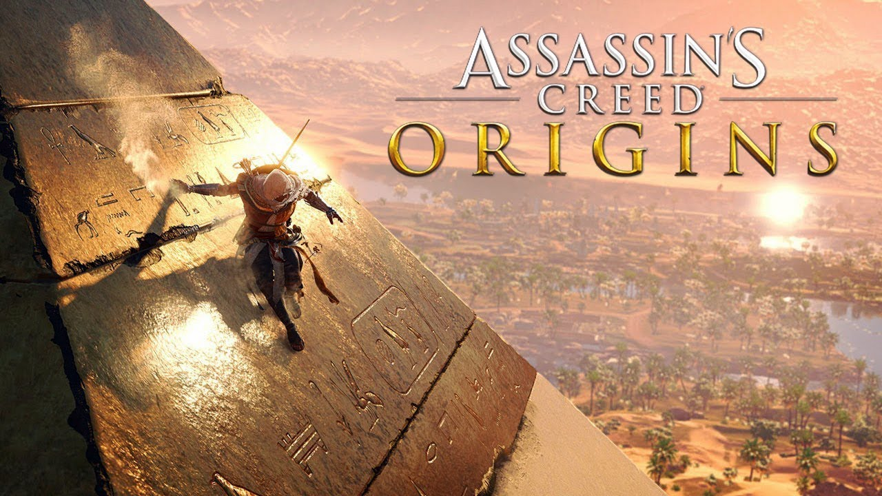 Assassin 39 s creed origins o in cio de gameplay em portugu s pt br youtube - Assassin s creed pictures ...