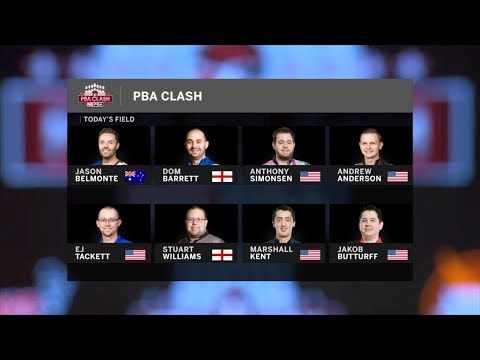 Full 2018 PBA Clash Elimination Rounds