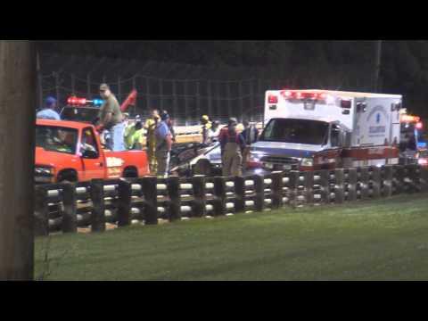 Williams Grove Speedway PA Speedweek Highlights 6-27-14