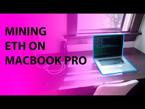 Ethereum Mining On MacBook Pro In 2020?