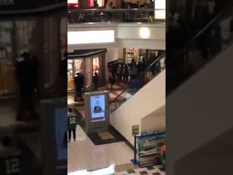 Todays Youth Wrecking Havoc On Hanes Mall In Winston Salem Nc