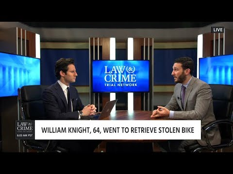 Brian Wagner Talks William Knight Trial on Law & Crime Network 04/06/18
