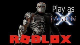 Roblox: Friday 13th Jason Simulator(Play as Jason X)