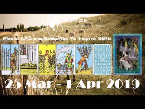 capricorn weekly 25 to 1 tarot video