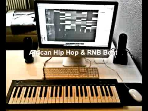 African Hip Hop & RNB beat (prod. by Jukeboxx)