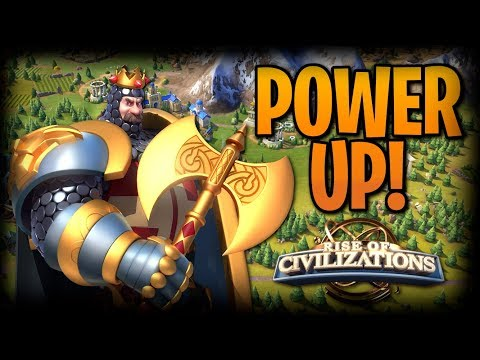 Rise of Civilizations - Tips to POWER Up
