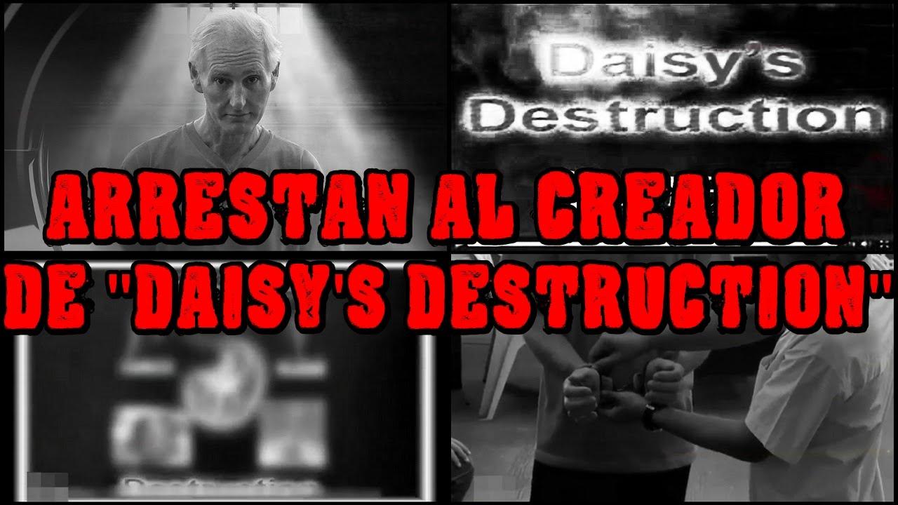 Arrestan al creador de quot daisy s destruction quot 2015 youtube