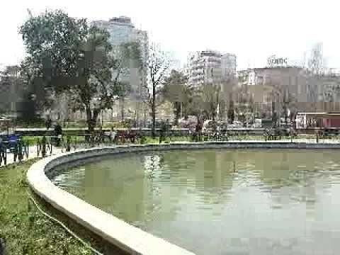 Rinia Park, Tirana
