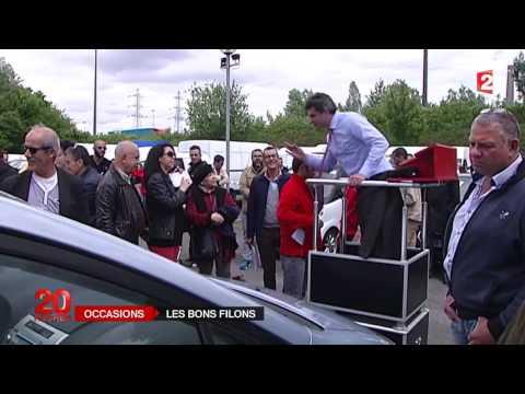 Reportage Mercier Auto