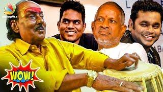 தபலாவில் கதை சொல்லும் வித்துவான் | Tabla Prasad Interview | AR Rahman, Ilayaraja Music