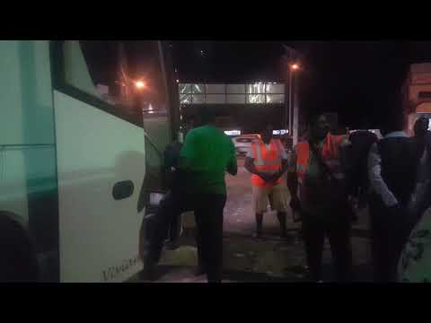 Cameroon open to Nigeria via travel Autobus