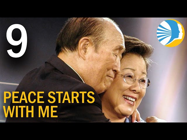 Peace Starts With Me Episode 09 - He Becomes a Sinner So We Can Become Sinless