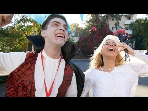 Dating A Latino Vampire | Lele Pons & Jeff Wittek