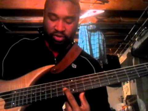 Israel Houghton Bass Lesson: Alpha \u0026 Omega