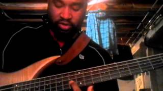 Israel Houghton Bass Lesson: Alpha & Omega