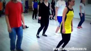 Мастер-класс танец буги-вуги