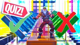 COMMENT MANY SONGS DO YOU RECOMMEND in the Fortnite MUSIC QUIZ!!