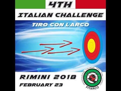 4° Italian Challenge - Rimini 2018 - GARA DI QUALIFICA