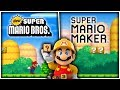 Remaking New Super Mario Bros 1 1 In Super Mario Maker MOD SHOWCASE mp3