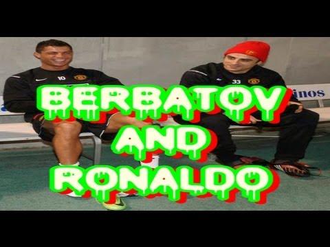 Невероятен финт на Бербатов и гола на Роналдо