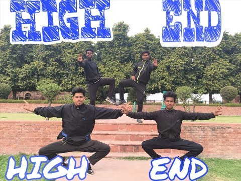 Diljit Doshanjh High End Song Bhangra & Hiphop Mix Dance Cover By Ranbhoomi Crew