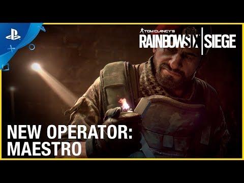 Rainbow Six Siege - Operation Para Bellum: Maestro | PS4