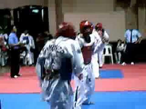 taekwondo ni bugoy