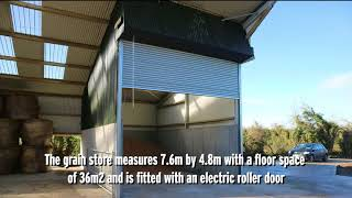 Sheep shed for 200 ewes