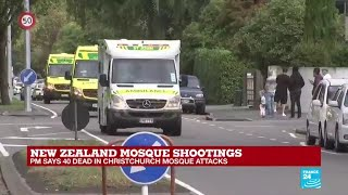 New Zealand mosque attacks: Shooting victim shares harrowing testimony