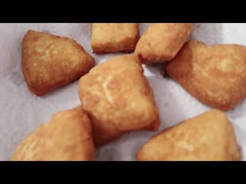Making Fried Bannock With My Mom