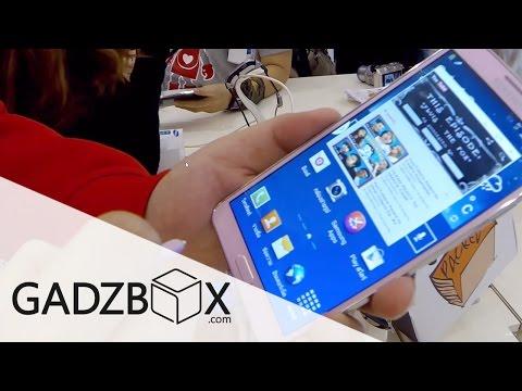 จับจริง เล่นจริง: Samsung Galaxy Note 3 (สีชมพู)