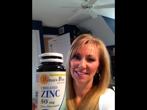 Tip Tuesday:  ZINC Does The Body - Skin - Brain Good!