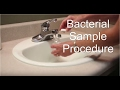 Bacterial Sample Collection Procedure - Iowa DNR