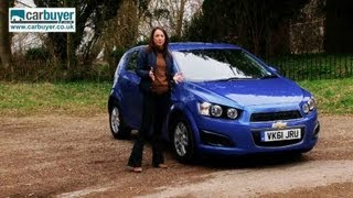 Chevrolet Aveo review - CarBuyer