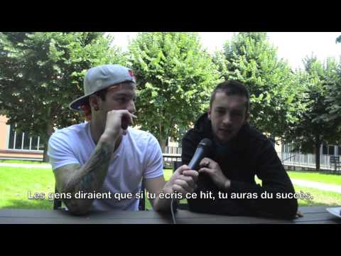 Twenty One Pilots - Interview in Paris