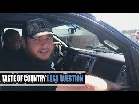 Luke Combs' Worst Habit, Secret Talent + Spirit Animal - Last Question